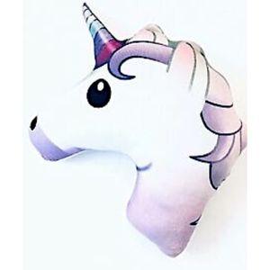 Emoji Unicorn Pillow Plush Sofa Bed Holiday Gift
